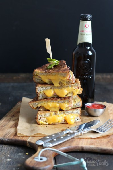 Monte Cristo Sandwich | Bake to the roots