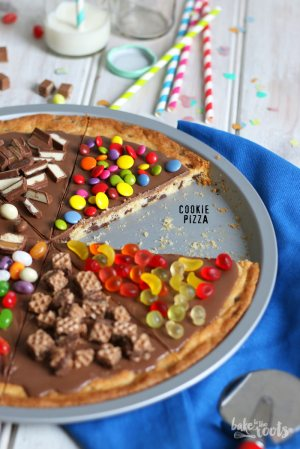Cookie Pizza (Kuchen)