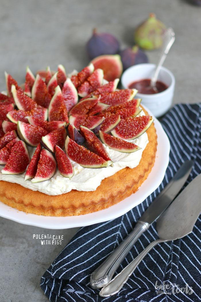 Polenta Cake with Mascarpone Cream and Fresh Figs – Bake ...