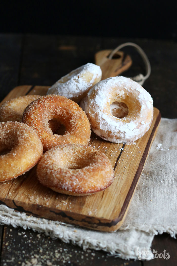 Churro Donuts | Bake to the roots