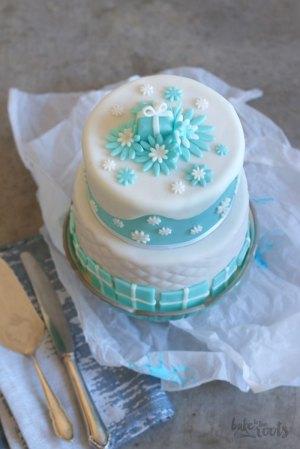 Christmas Winter Torte
