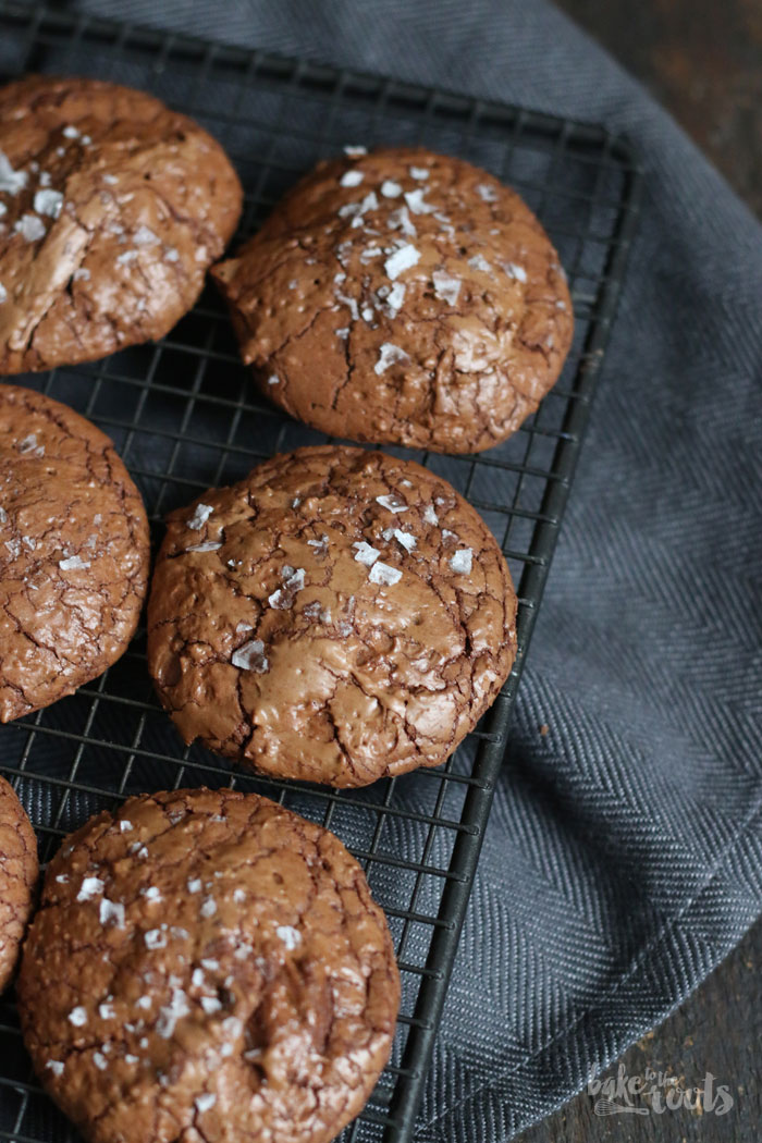Chocolate Truffle Cookies   Bake to the roots