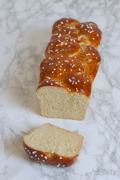 Easy Brioche | Bake to the roots