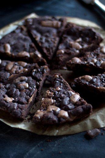 Nutella Keks Kuchen   teigliebe