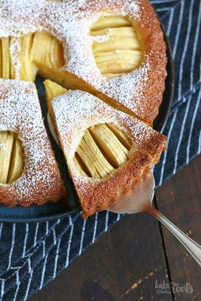 Einfacher Apfelkuchen | Bake to the roots