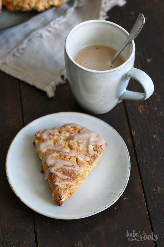Apple Pie Scones   Bake to the roots