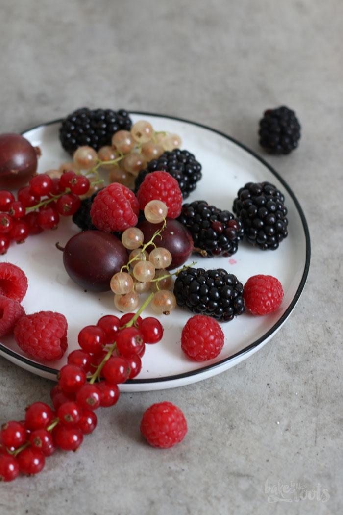 Mille-feuille mit Beeren   Bake to the roots