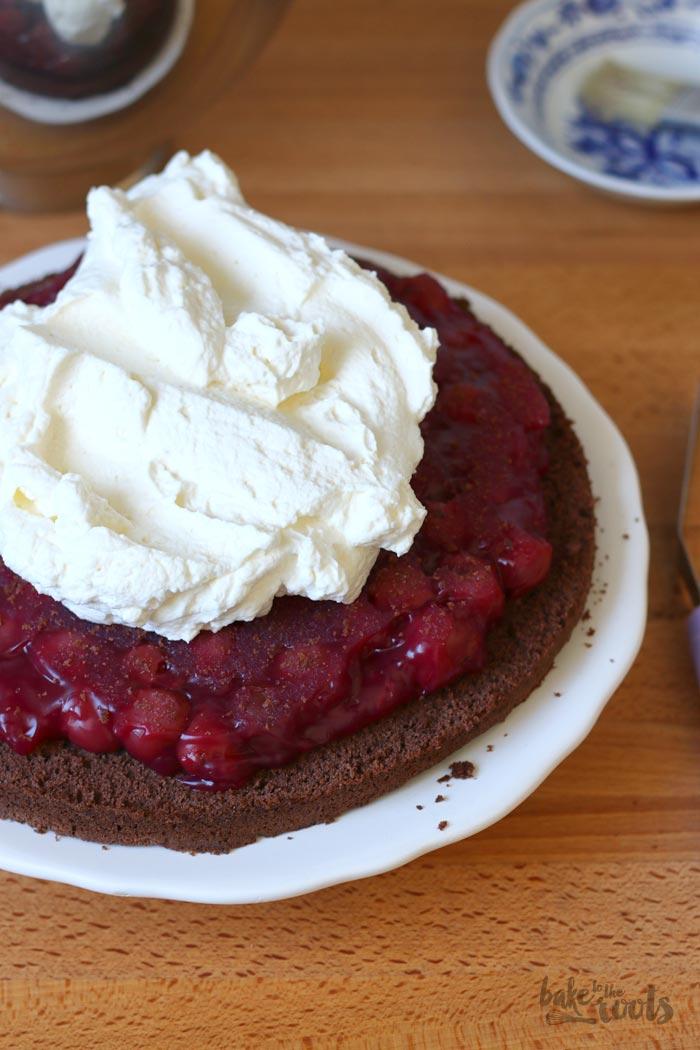 Schwarzwälder Kirschtorte | Bake to the roots