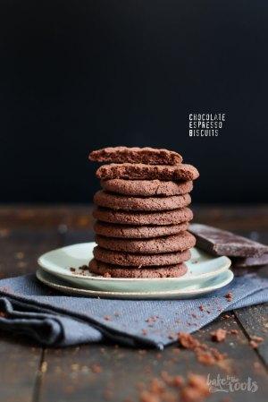 Chocolate Espresso Biscuits