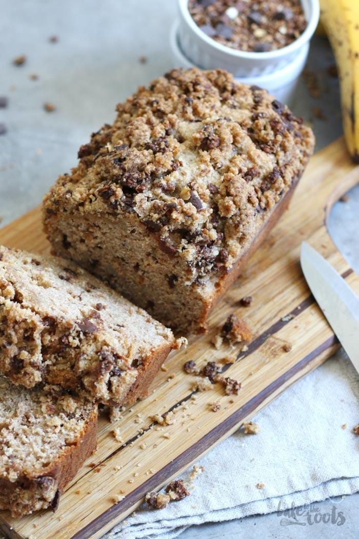 Müsli Banana Bread | Bake to the roots