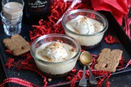 Baileys Spekulatius Cheesecakes | Bake to the roots