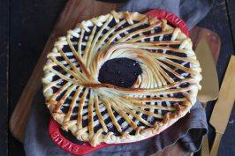 Quadruple Berries Pie   Bake to the roots