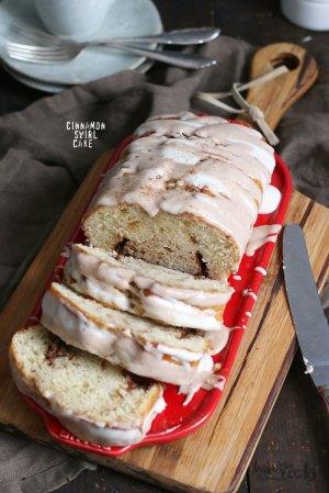 Cinnamon Swirl (Quick) Bread