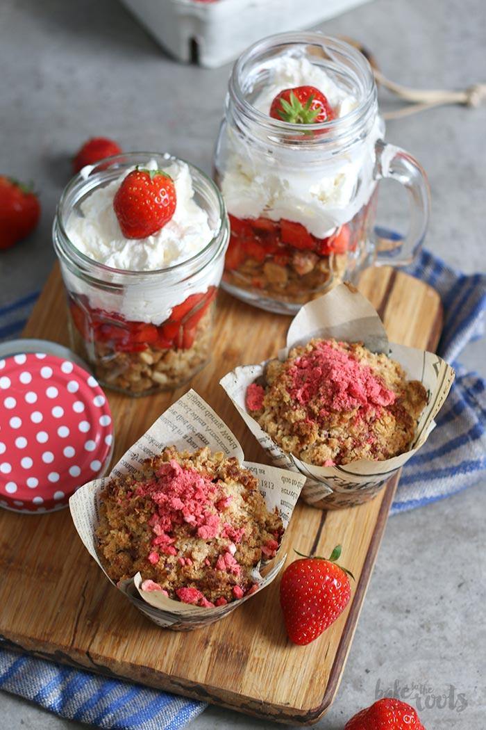 Strawberry Mascarpone Dessert | Bake to the roots