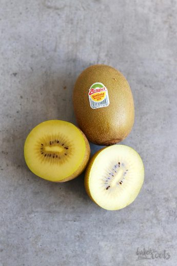 Zespri SunGold Kiwi | Bake to the roots