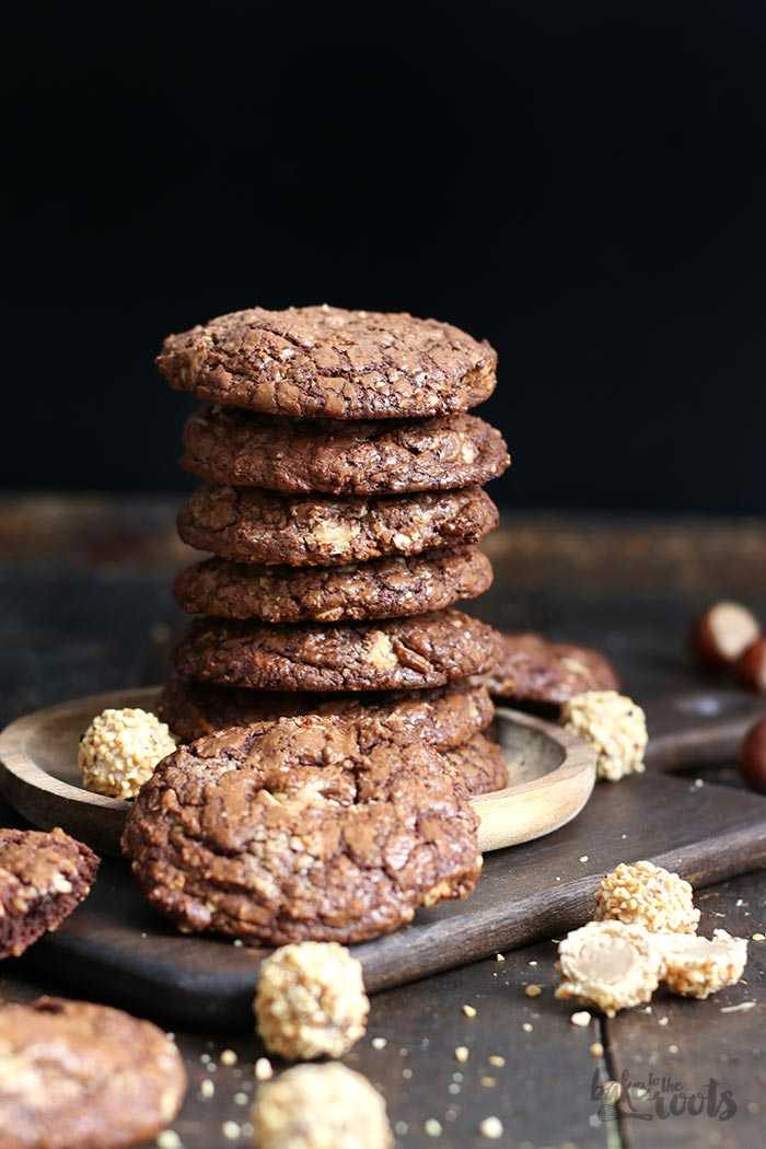 Giotto Chocolate Cookies | Bake to the roots