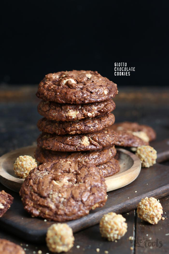 Giotto Chocolate Cookies – Bake to the roots  Giotto Chocolat...