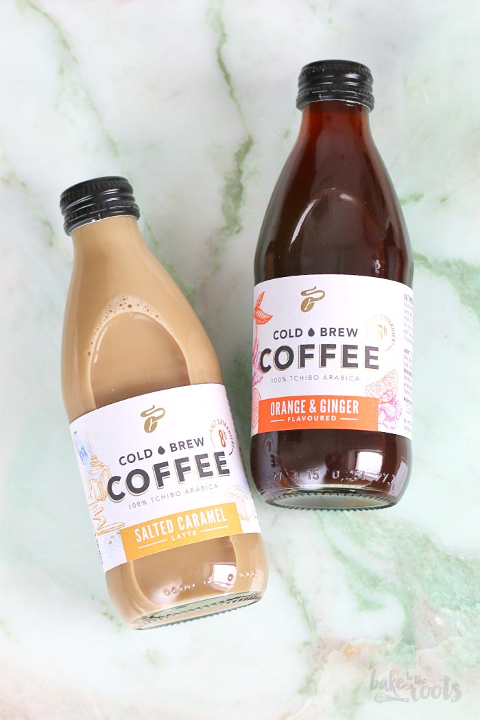 Salted Caramel Cold Brew Ice Cream | Bake to the roots