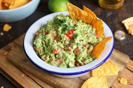 Classic Guacamole   Bake to the roots