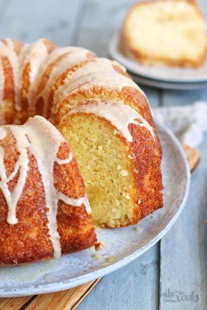 Rumkuchen aka. Der leckerste Kuchen der Welt!