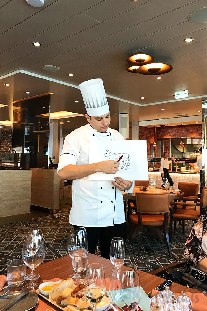 """Tui Cruise """"Mein Schiff 1""""   Bake to the roots"""