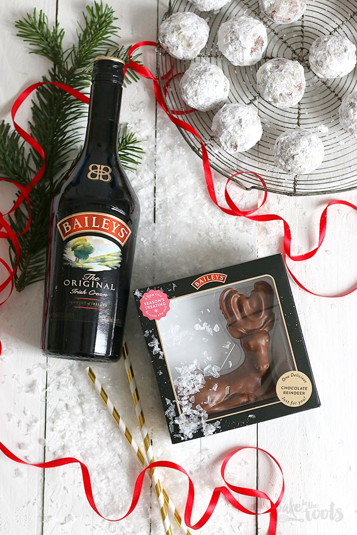 Baileys Rentier | Bake to the roots