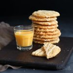 Eierlikör Cookies   Bake to the roots