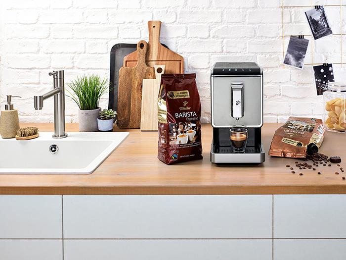 Bake Together Aktion | TCHIBO Kaffee Vollautomat