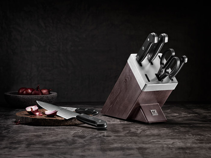 Bake Together Aktion | ZWILLING® Messerblock