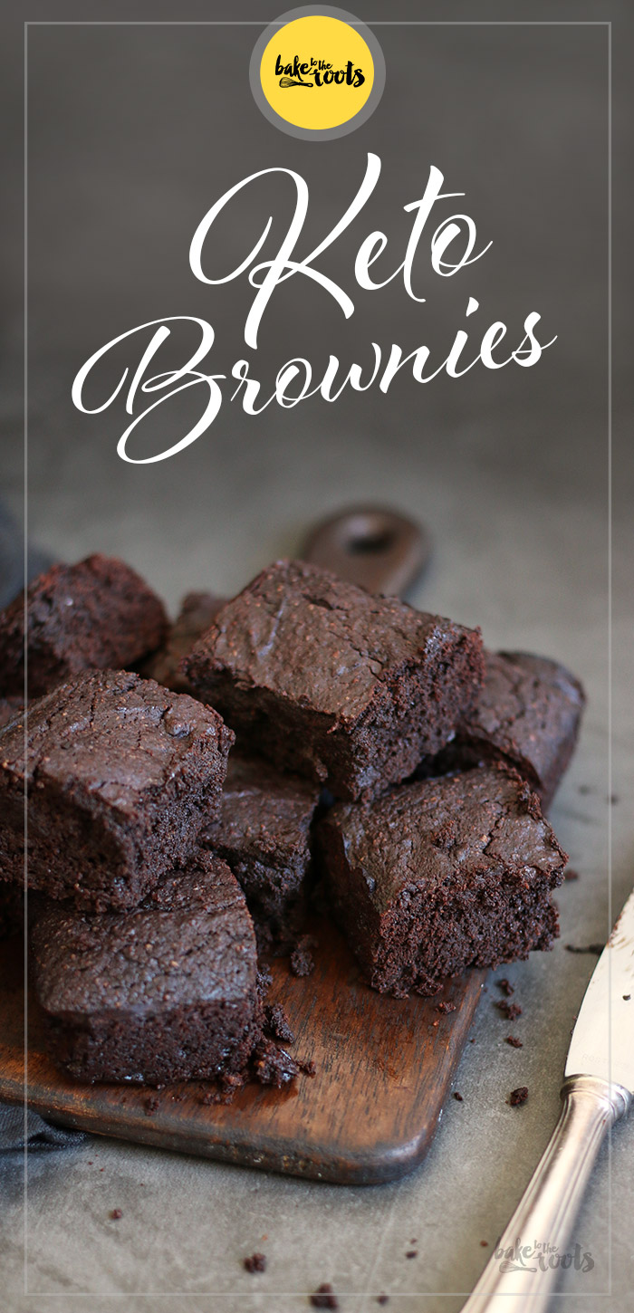 Keto Brownies | Bake to the roots