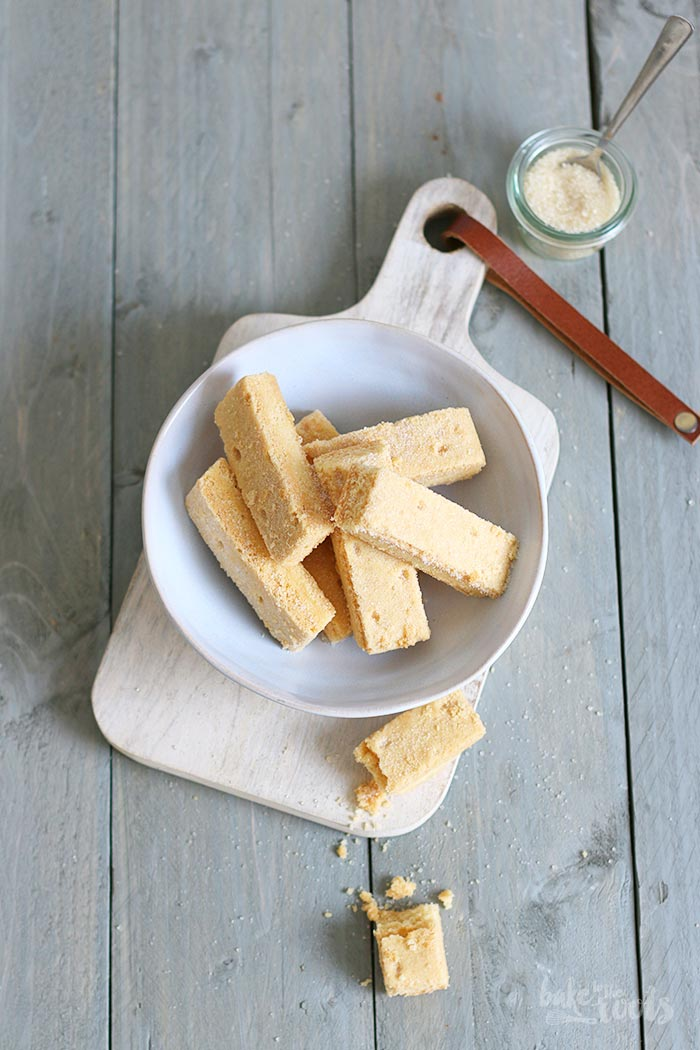 Classic Shortbread   Bake to the roots