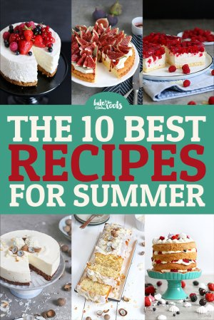 The 10 Best Cakes for Summer