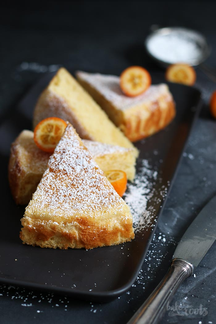 Sugar Free Moelleux Au Citron Easy Lemon Cake Bake To The Roots