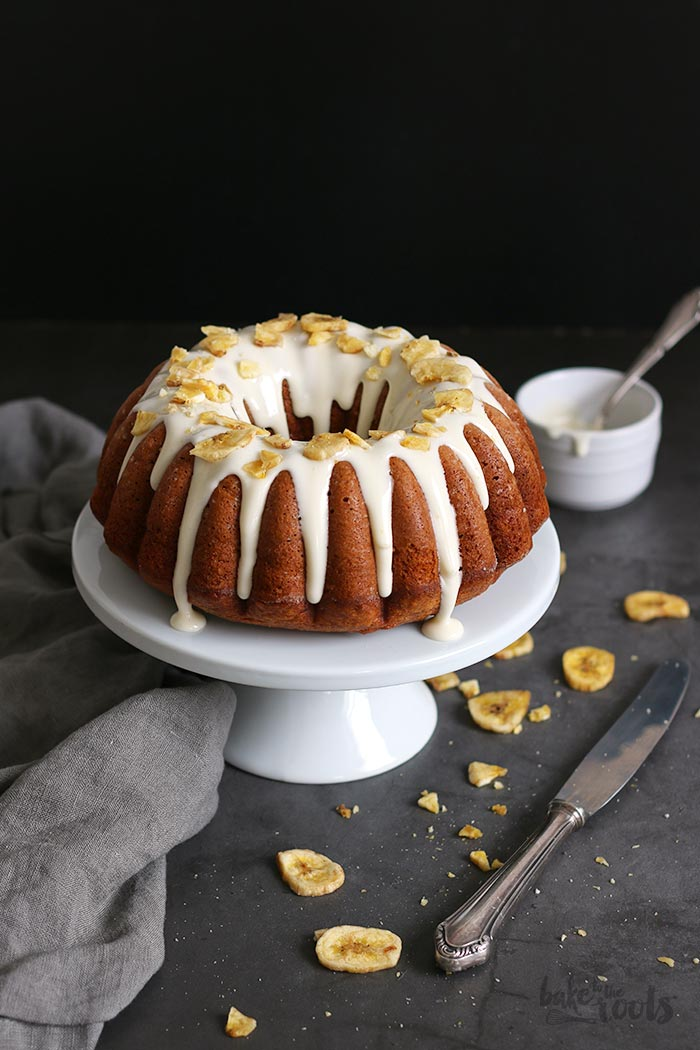 Banana Rum Bundt Cake | Bake to the roots