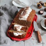 Maronen Kaffee Mandel Kuchen | Bake to the roots
