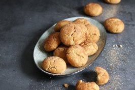 Keto Snickerdoodles | Bake to the roots
