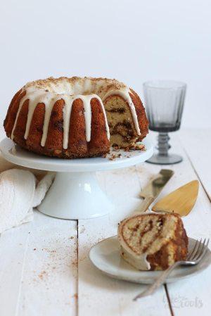 Cinnamon Swirl Bundt Cake