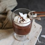 Vegan Coconut Chocolate Mousse | Bake to the roots