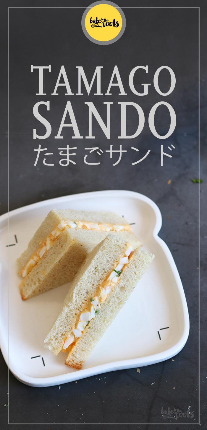 Japanese Egg Salad Sandwiches (Tamago Sando) | Bake to the roots