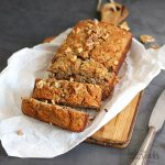 Coconut Banana Bread (flourless & sugar-free) | Bake to the roots