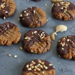 Dates Peanut Butter Cookies | Bake to the roots