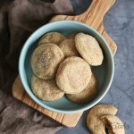 Soft Peanut Butter Cookies | Bake to the roots