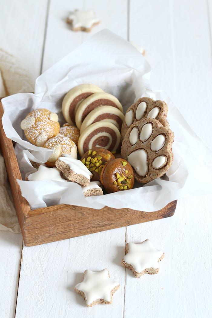 Weihnachtplätzchen | Bake to the roots