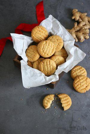 Ginger Christmas Cookies