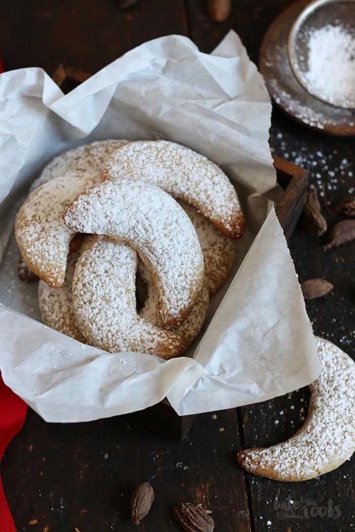 Kardamom Kipferl | Bake to the roots