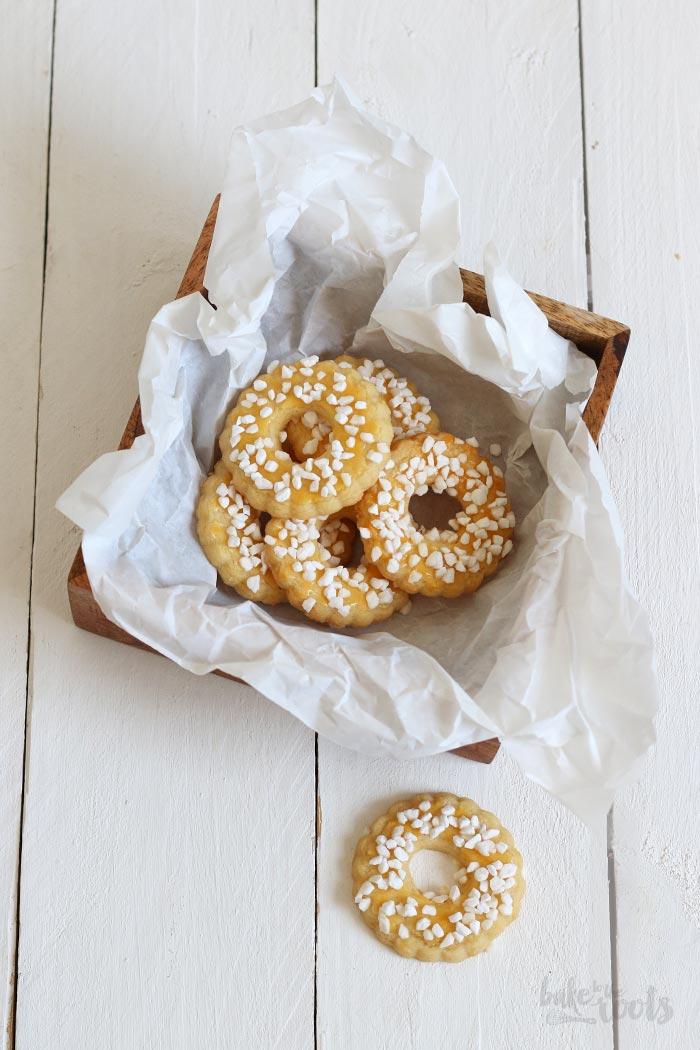 Einfache Zuckerkringel | Bake to the roots