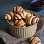 Raspberry Rugelach | Bake to the roots