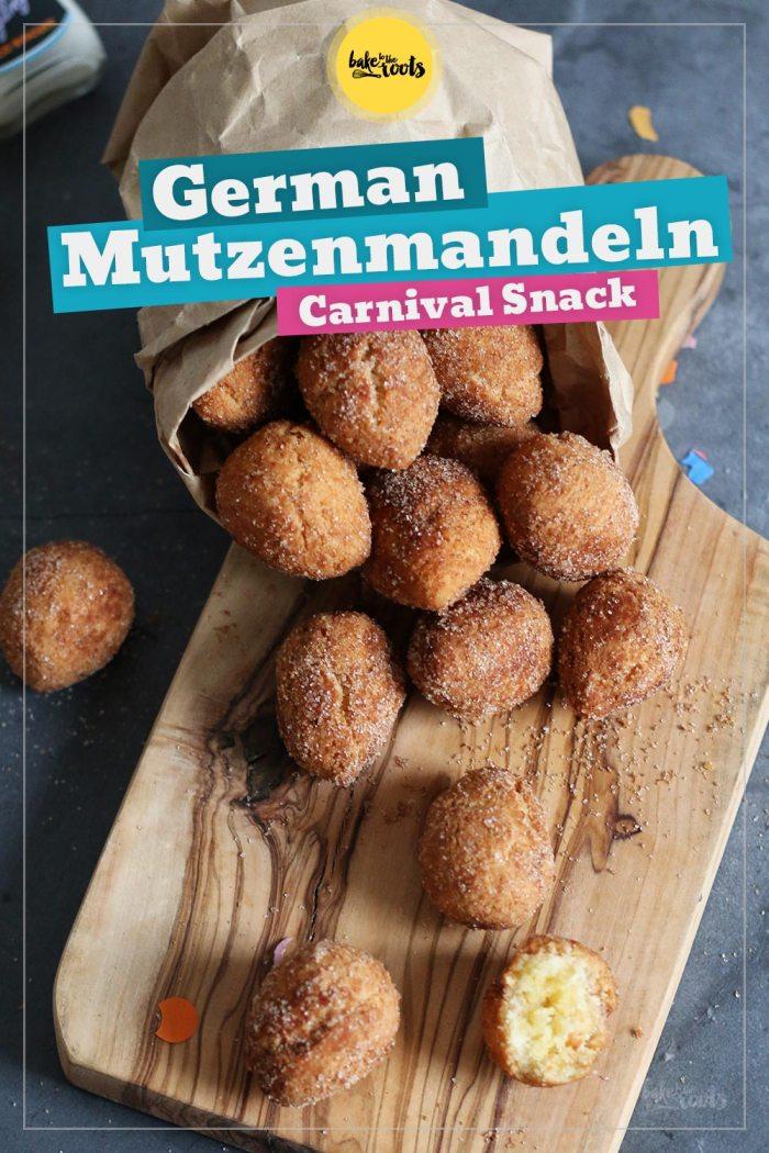 German Mutzenmandeln (Carnival Snack) | Bake to the roots