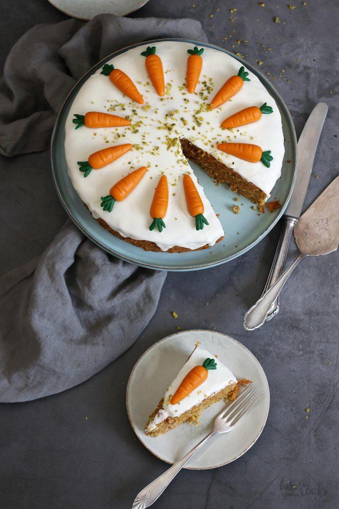 Schweizer Rüblikuchen | Bake to the roots