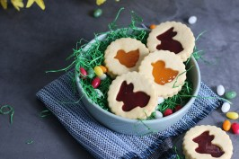 Easter Sandwich Cookies | Bake to the roots